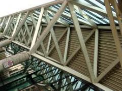 Construcciones de metal varios
