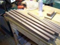 Detalles de carpintería