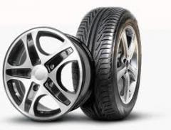 Neumáticos varios modelos