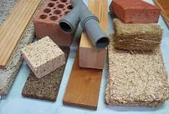 Los materiales de construcción