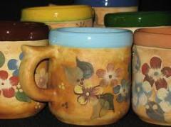 Articulos de cerámica de arte