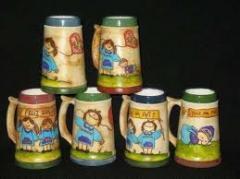 Articulos de cerámica varios