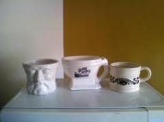 Articulos de cerámica decorativos