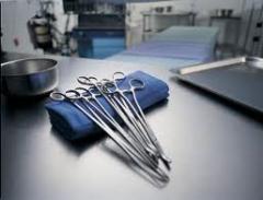 Equipamiento médico de laboratorio