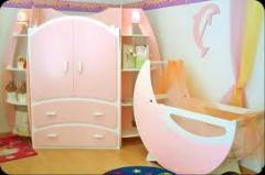 Muebles de niños para jugar