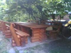 Muebles para ciudad