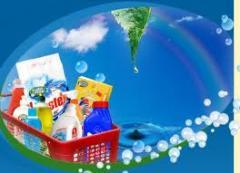 Productos de limpieza organicos
