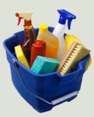 Productos de limpieza universales varios tipos
