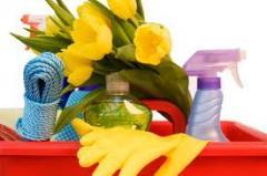 Productos de limpieza para cocina