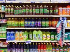 Detergentes para cocina diferentes