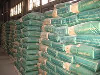 Materiales de cemento