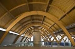 Arcos de madera diferentes