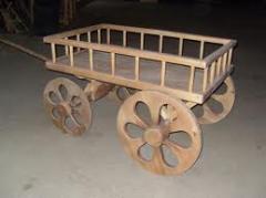 Articulos decorativos de madera