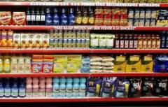 Productos de alimentación congelados