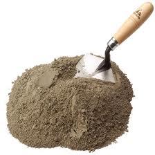 Bloques de cemento diferentes