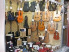 Accesorios para instrumentos musicales
