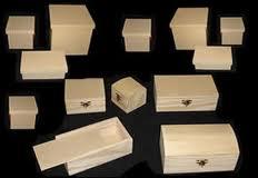 Articulos de madera diferentes