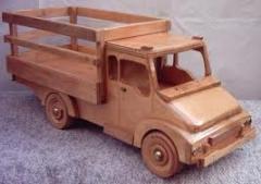 Articulos de madera industriales