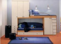 Muebles infantiles diferentes