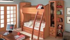 Muebles infantiles varios tipos