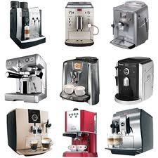 Máquinas para café diferentes