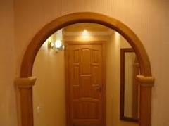 Arcos de madera varios