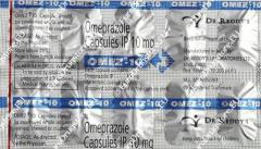 Linea de medicamentos gastro