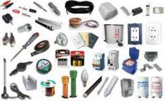 Electricidad - materiales y accesorios