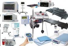 Equipamiento de laser de medicina