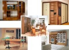 Muebles para cuatro