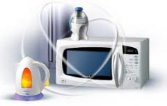 Electrodomésticos varios tipos