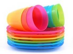 Materiales de plástico