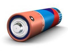 Baterías varias