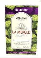 Yerba mate La Merced de Monte