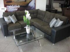 Sofá angular