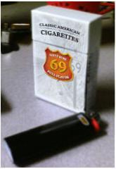 Cigarrillos de nuevo modelo