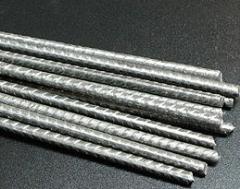 Varillas de titanio