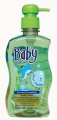 Jabón líquido para bebés