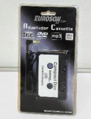 Adaptores CD-CASSETTE