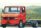 Camiones Mercedes-Benz 711/37 Plus