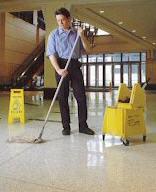 Pedido Limpieza de pisos
