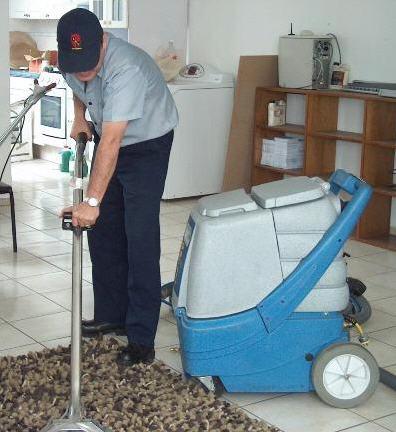 Pedido Limpieza de alfombras