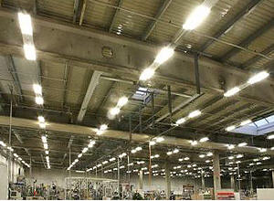 Pedido Iluminacion industrial