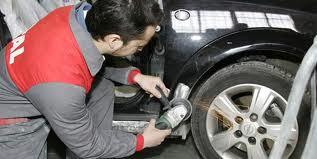 Pedido Reparación de automoviles