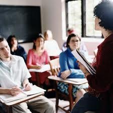 Pedido Servicios de educación varios tipos