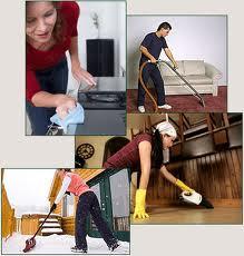 Limpieza general de cuatros