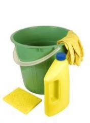 Limpieza de cada día