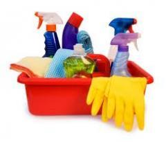 Limpieza de casas diferentes