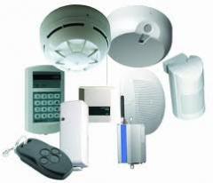 Instalación de sistemas de alarma