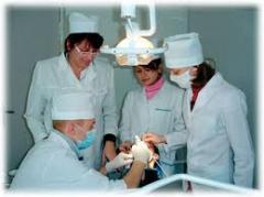 Odontólogos servicios